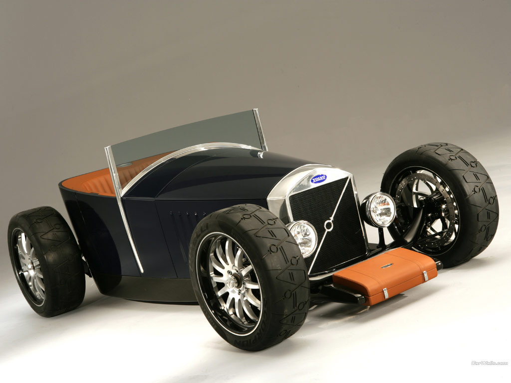 Volvo hotrods: Caresto V8 speedster and Jakob | AmcarGuide.com ...