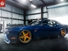 11 SRT8 Challenger that rides VR15 wheels from VIP Modular Wheels