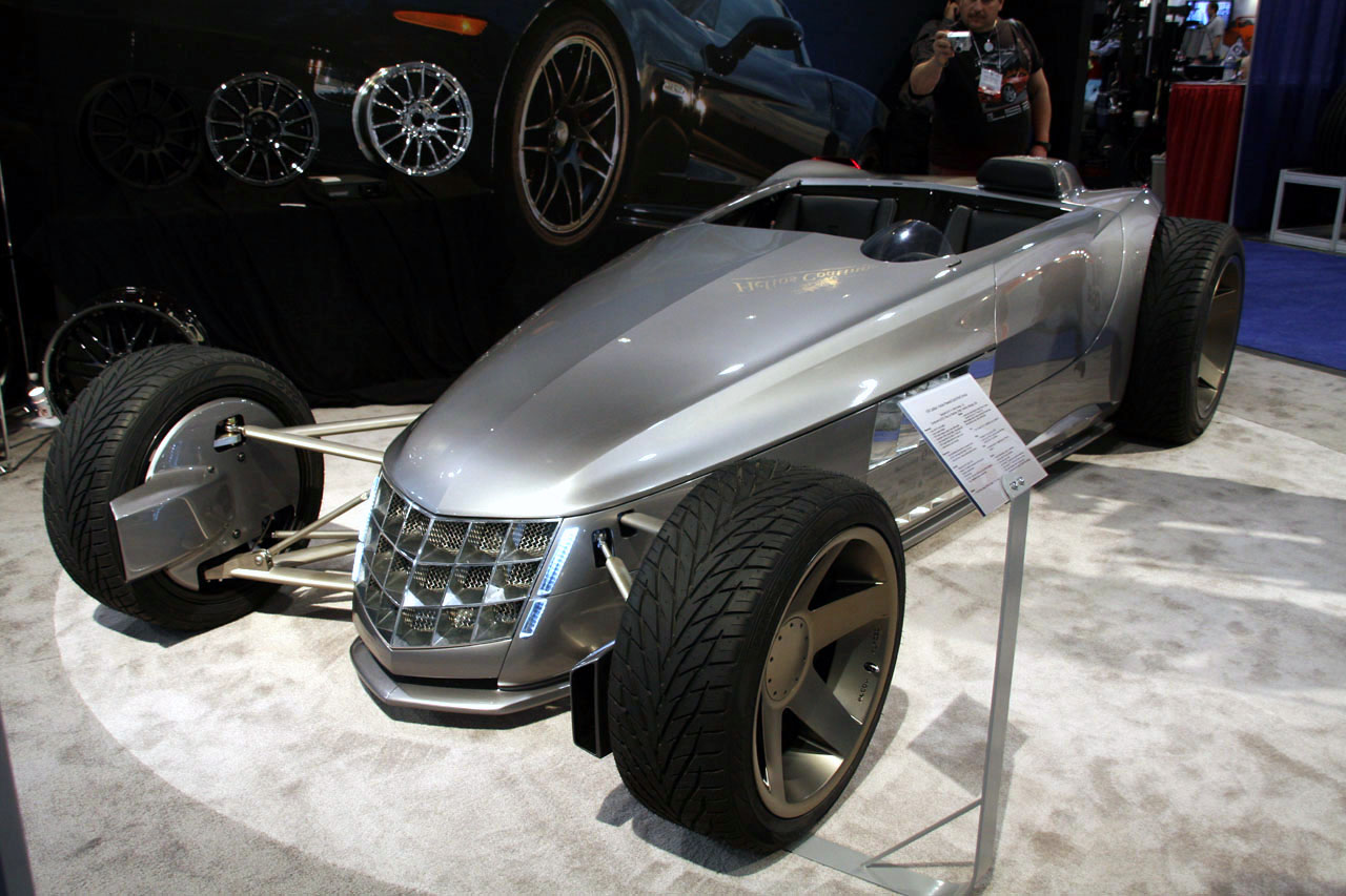 Cadillac VSR Hot Rod Concept
