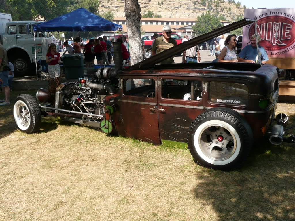 Welderup Rat Rod | AmcarGuide.com - American muscle car guide