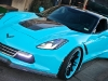 Wide Body Corvette C7 by Forgiato