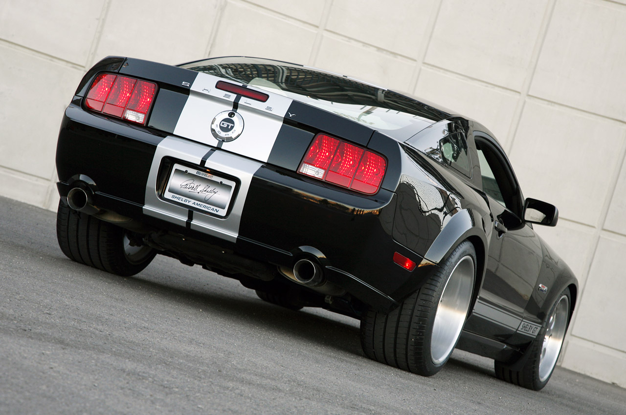 Wide body kit for  mustangs amcarguide