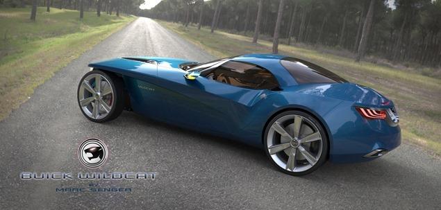 Buick Wildcat Concept by Marc Senger   AmcarGuide.com ...