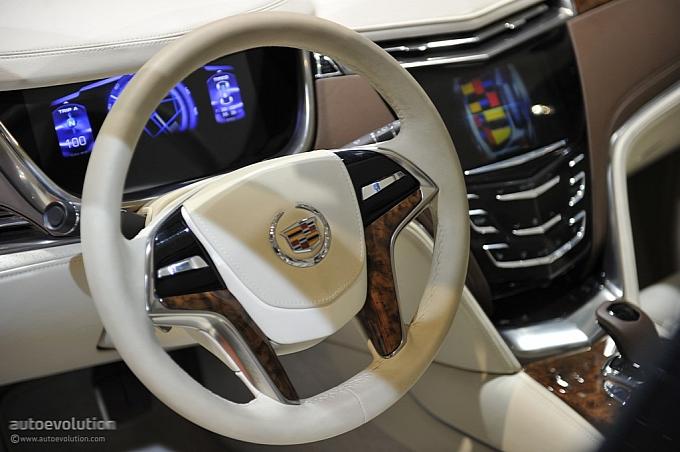 Cadillac Xts Platinum Concept Amcarguide Com American