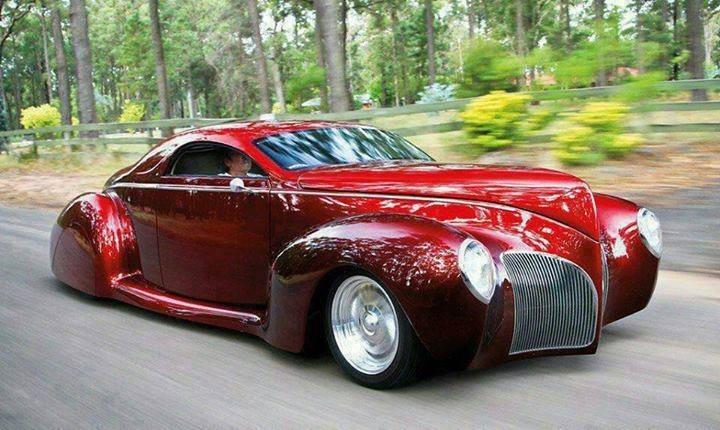 1932 Lincoln Phaeton Concept by Iacoski Design