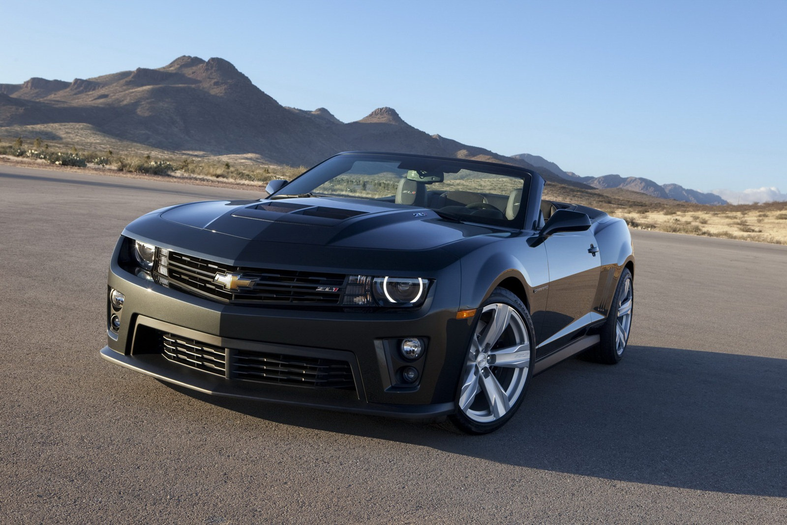 Fresh Official Photos Of Camaro Zl1 Amcarguide Com