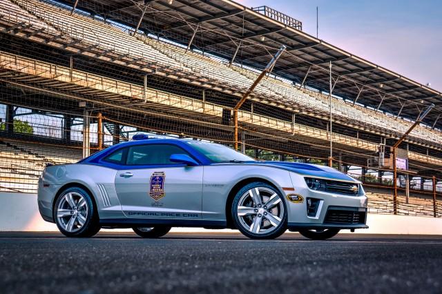 2013 Camaro Zl1 Pace Car Amcarguide Com American