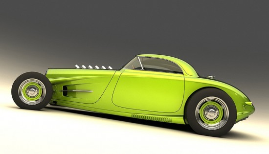 4 Seater Corvette >> 33-34 Hot Rod by Bo Zolland | AmcarGuide.com - American muscle car guide