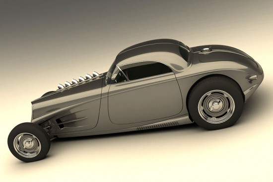 33 34 Hot Rod By Bo Zolland Amcarguide Com American