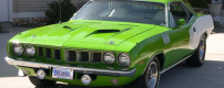 Plymouth Barracuda: 1964-1974