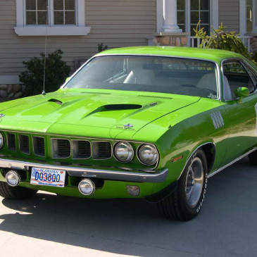 Plymouth Barracuda: 1964-1974