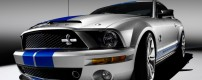 Mustang Shelby GT500KR