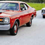 Short muscle car history