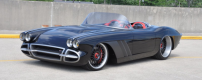 1962 Custom Chevrolet Corvette