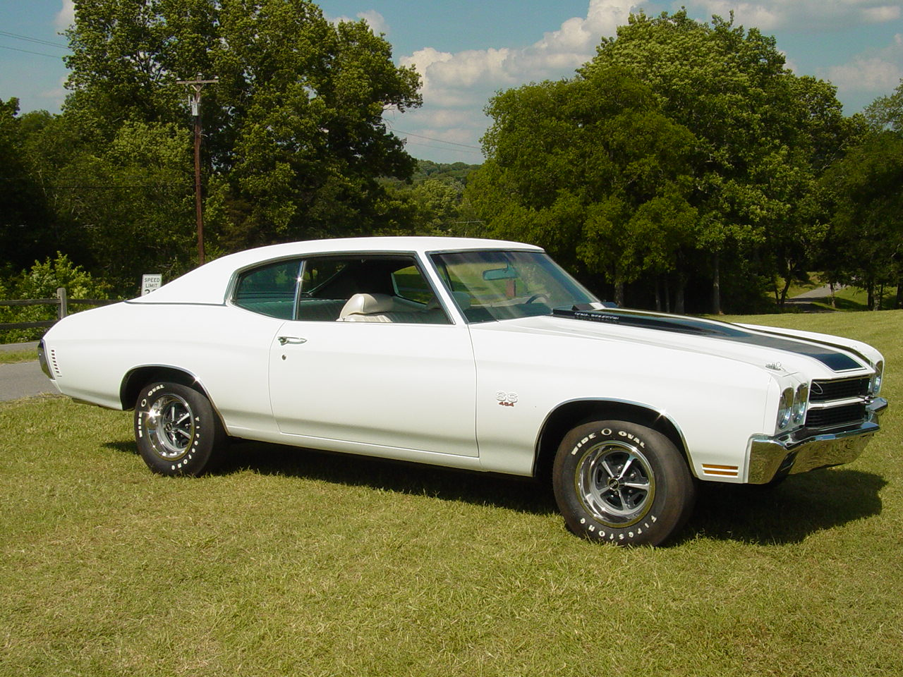The LS6 engine made Chevelle a