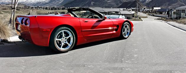 Chevrolet Corvette: 1997-2004, C5