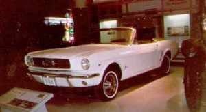 The-First-Production-Mustang