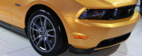 5.0 liter 2011 Ford Mustang GT