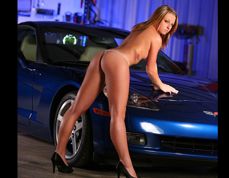 Custom car naked babes images 564