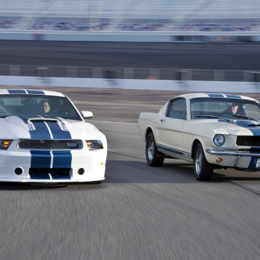 45th Anniversary 2011 Shelby GT350