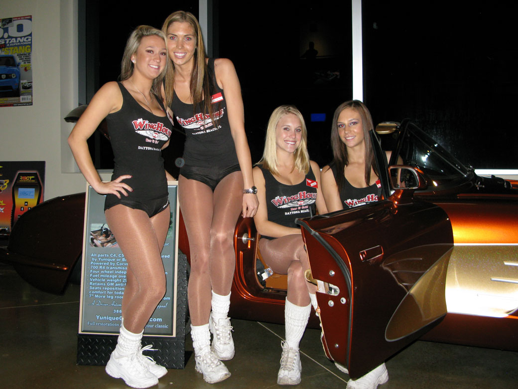 Car Girls Amcarguide Com American Muscle Car Guide