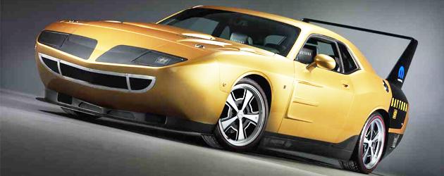 HPP Challenger Daytona