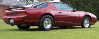 Pontiac Firebird:  1982-1992, 3rd generation