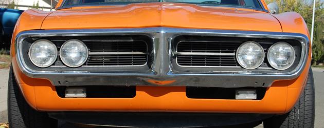 Pontiac Firebird: 1967-1969, 1st generation