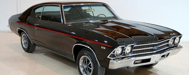 Chevrolet Chevelle: 1964-1972, 1st generation