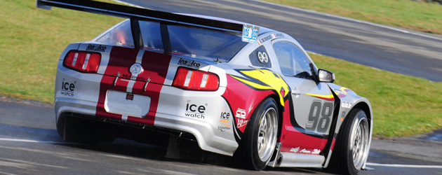 2010 Mustang in GT3 races?