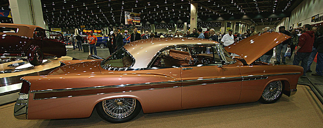 Custom 1956 Chrysler 300B