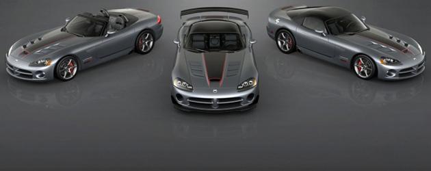 2010 Dodge Viper Final Edition