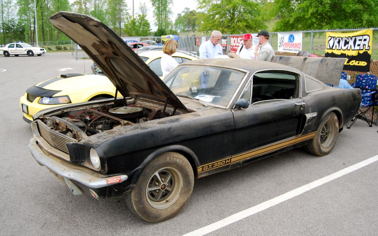 , which helped Shelby to expose Shelby Mustangs across the country