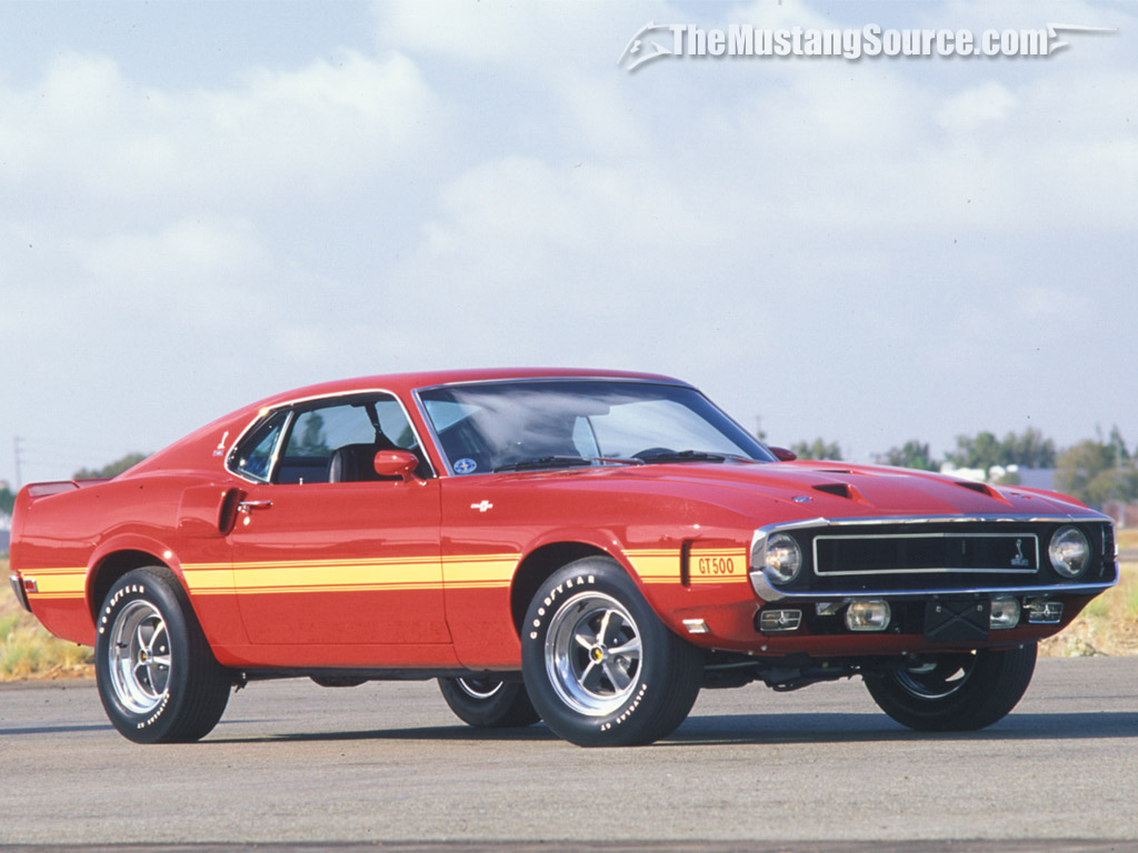 Shelby gt500 amcarguide com american muscle car guide - Mustang Shelby Gt 1965 2011 Amcarguide Com American