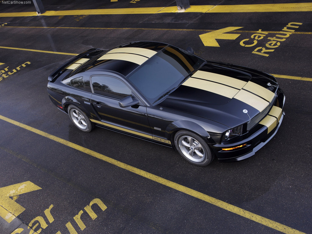 Mustang Shelby Gt 1965 2011 Amcarguide Com American