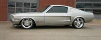 1967 Fast Forward Mustang