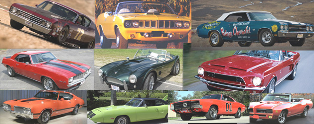 Top 10 value gaining muscle cars