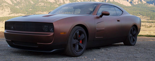 Custom Dodge Charger by Doug Schramm