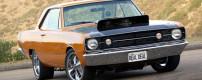 1968 Dodge GSS Hemi Dart from Mr. Norm's Garage