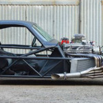 Tubular Rat Rod by Yannic