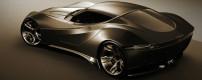 FireBlade – Concept Corvette
