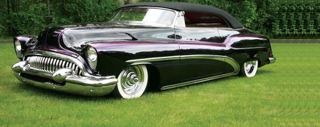 "1952 Buick Super Riviera Custom ""Breathless"""
