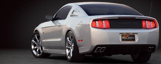 2011 Saleen S302 Mustang