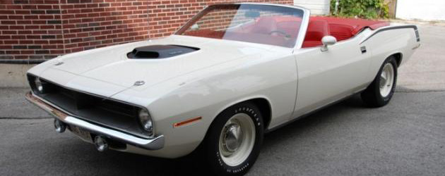 Ultra rare 1970 Plymouth Hemi Cuda Convertible for sale