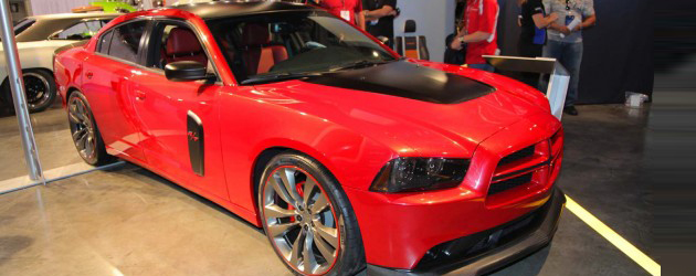 2010 RedLine Dodge Charger