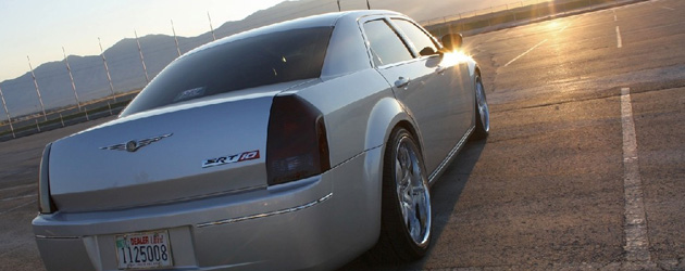 Chrysler 300 SRT10