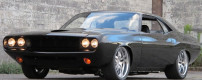 Clean and custom 1970 Dodge Challenger