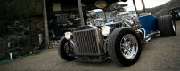 1927 Model T Roadster: Double Trouble