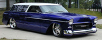 1955 Chevy NewMad Rod