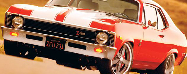 1969 Chevrolet Nova Z/28